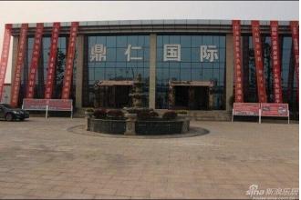 四川鼎仁国际商贸城指定美天垃圾桶厂家
