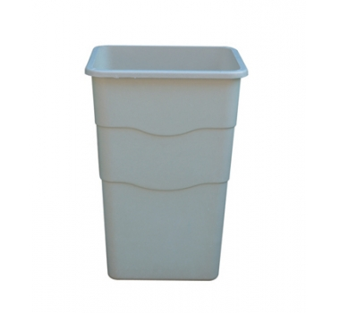 30L环保玻璃钢垃圾桶