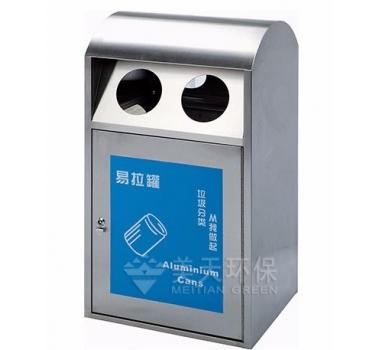 商场不锈钢垃圾桶