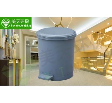 10L圆形塑料垃圾桶