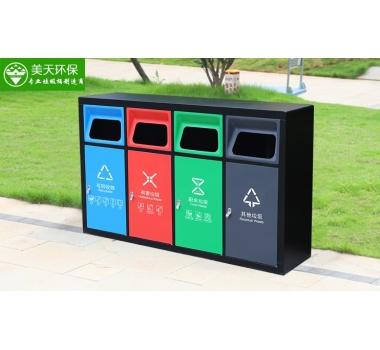 地产景区大号垃圾箱