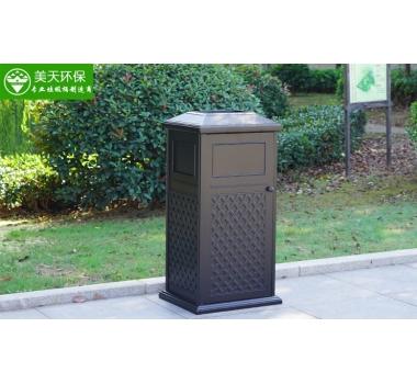 别墅区铁铝垃圾桶