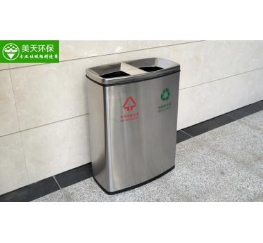 商场分类垃圾桶