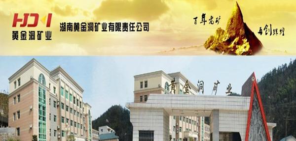 湖南黄金洞矿业有限责任公司