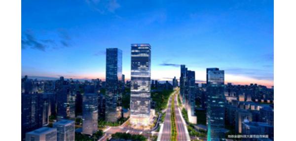美天环保成为深圳地铁金融科技大厦的垃圾桶供应商