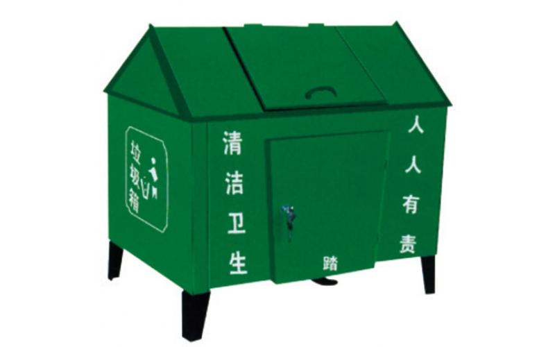 拉盖景区垃圾房